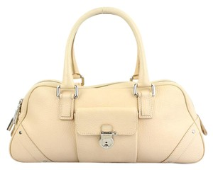 Burberry Satchel in Nude