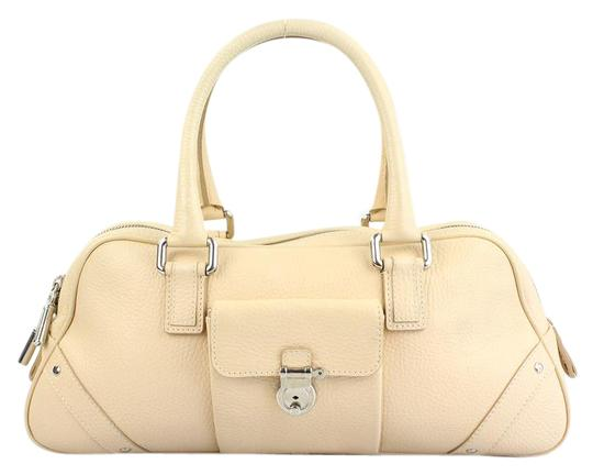 Preload https://item4.tradesy.com/images/burberry-padlock-nude-pebbled-leather-satchel-19999308-0-2.jpg?width=440&height=440