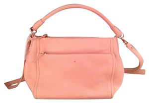 Kate Spade Leather Pastel Classic Shoulder Bag