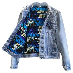 Levi's Runwaydreamz Star Wars Denim Womens Jean Jacket