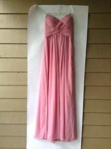 Blush Bridesmaid Dress Dress