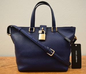 Dolce&Gabbana Tote in Dark Blue