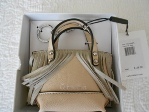 Calvin Klein NWT H6ASM4TK Keychain with mini purse