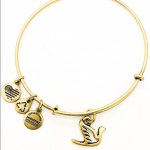 Alex and Ani Alex and Ani DOVE Bangle RG