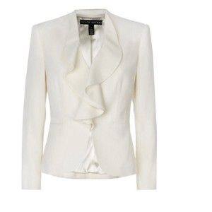 Ralph Lauren Black Label Cream Blazer
