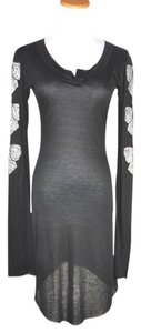 Thomas Wylde Crystal Embellished Tunic