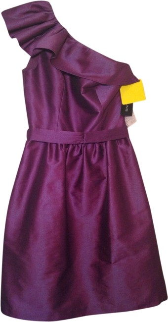 Preload https://item2.tradesy.com/images/alfred-sung-dress-purple-2000051-0-0.jpg?width=400&height=650