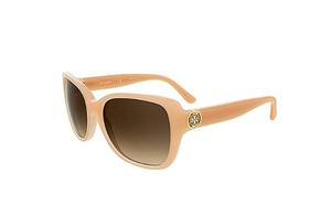 Tory Burch NEW Reva Painted Logo Sunglasses TY 7086 c. 128213 in Blush