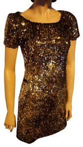 Forever 21 Sequin Party Dance Dress