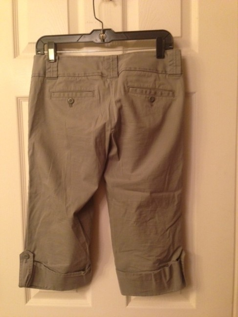 Old Navy Capris Gray