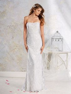 Alfred Angelo 8540a Wedding Dress