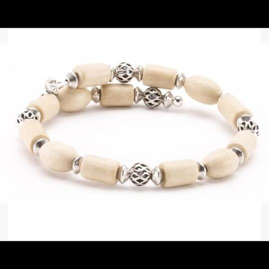 Preload https://img-static.tradesy.com/item/20000673/alex-and-ani-silver-and-woodland-hush-wrap-blonde-wood-rs-bracelet-0-0-540-540.jpg