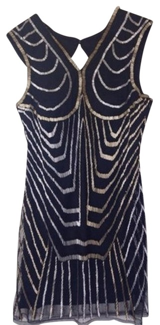 Other New Year's Eve Party Beaded Gatsby Open Dress