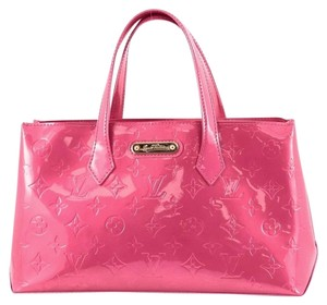 Louis Vuitton Vernis Tote in Pink