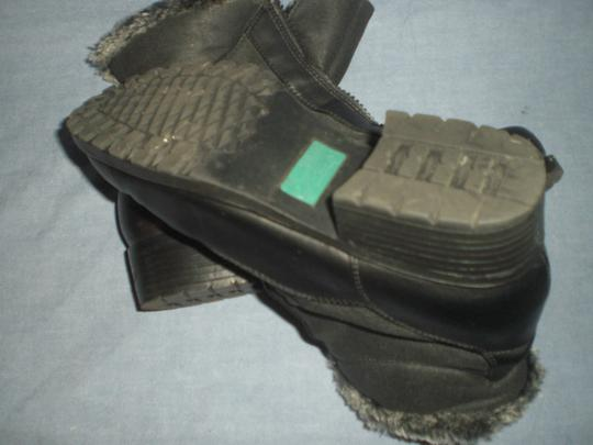 Trotters black Boots