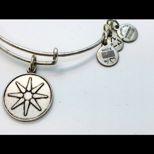 Alex and Ani Alex and Ani Star of Venus EWB RS