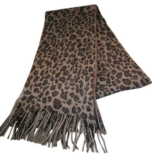 Preload https://item4.tradesy.com/images/cejon-gray-and-black-woman-s-winter-very-soft-rich-scarfwrap-20000933-0-1.jpg?width=440&height=440