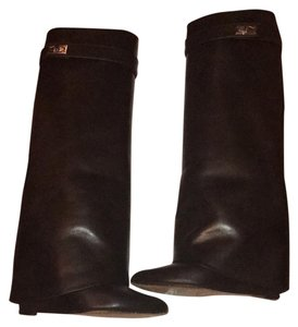 Givenchy Black (noir) Boots
