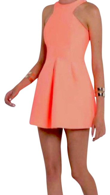 Preload https://item1.tradesy.com/images/finders-keepers-orange-aa-above-knee-short-casual-dress-size-4-s-20001060-0-3.jpg?width=400&height=650