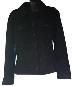 INTERMIX Black Blazer