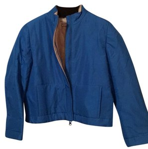 Worth Bright blue/light gray Jacket
