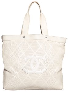 Chanel Tote in Off-White