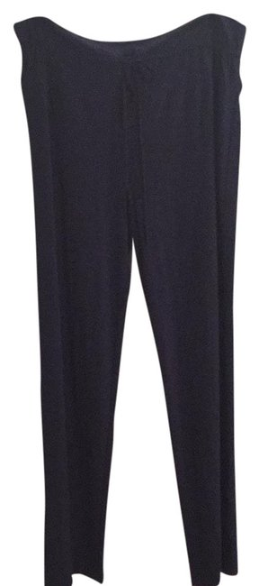 Preload https://item3.tradesy.com/images/norma-kamali-navy-blue-athletic-pants-size-22-plus-2x-20001212-0-1.jpg?width=400&height=650