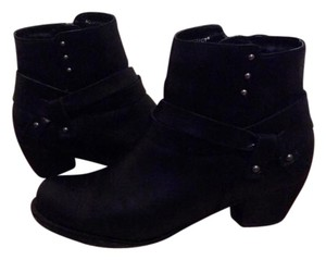 Blondo Studded Western Casual Black Boots