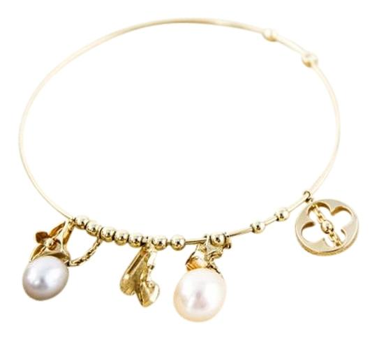 Preload https://img-static.tradesy.com/item/20001468/louis-vuitton-18k-charm-and-pearl-hoop-earrings-0-1-540-540.jpg