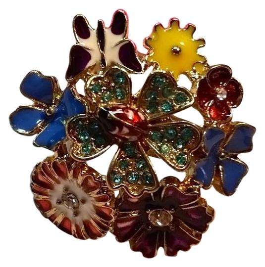 Preload https://item1.tradesy.com/images/betsey-johnson-red-blue-yellow-gold-green-new-flower-lady-bug-size-6-j2999-ring-20001495-0-1.jpg?width=440&height=440