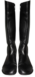 Tory Burch Jess Riding Boots Black Boots