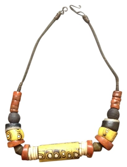 Preload https://item2.tradesy.com/images/price-dropped-inscribed-boho-bead-hook-clasp-necklace-2000156-0-0.jpg?width=440&height=440
