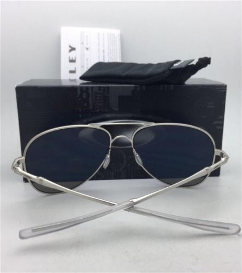 861c4cca21 Oakley Polarized OAKLEY Sunglasses ELMONT L OO4119-0760 Chrome Satin  w Mirror Image 8. 123456789
