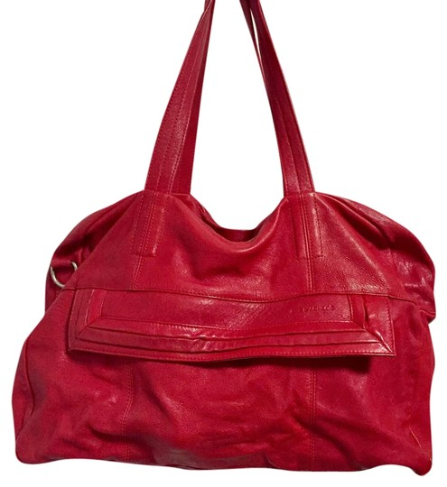 Preload https://img-static.tradesy.com/item/20001631/see-by-chloe-red-genuine-leather-shoulder-bag-0-1-540-540.jpg