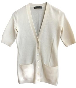 Ralph Lauren 100% Cashmere Short Sleeved Cardigan