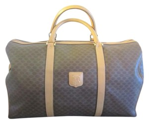 Céline Macadam Boston Travel Duffle Travel Bag