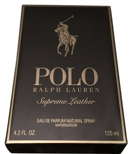 Polo Ralph Lauren Supreme Leather EDP
