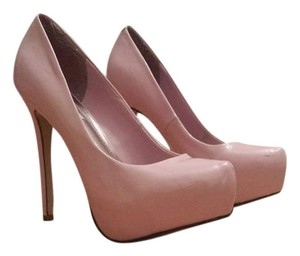 Steve Madden Pump Hidden Platform Pink Pumps
