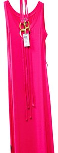 Fuschia Maxi Dress by Cache