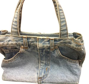 Other Tote in Denim blue