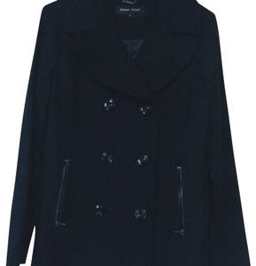 Wilsons Leather Pea Coat
