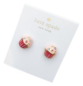 Kate Spade Kate Spade Take The Cake Cupcake Earrings