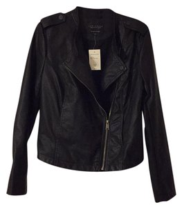 Sanctuary Clothing Leather Jacket
