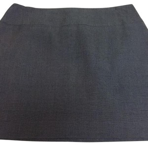 BCBGMAXAZRIA Mini Skirt Gray