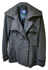 Green With Envy Recycledwool Pea Coat