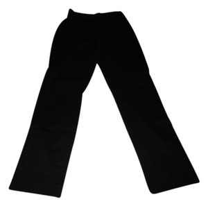 Banana Republic Stretchy Straight Gently Used Straight Pants Black
