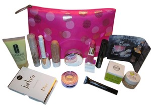 Clinique 12 pc/Clinique gift set Neutral chubby stick foundation and more!