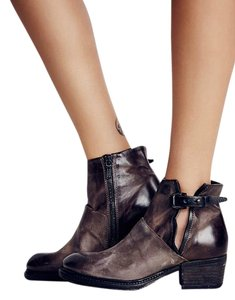 A.S. 98 Ankle Chocolate Boots