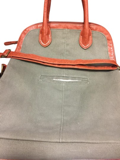 Preload https://item4.tradesy.com/images/unknown-army-green-cloth-tote-20002683-0-1.jpg?width=440&height=440