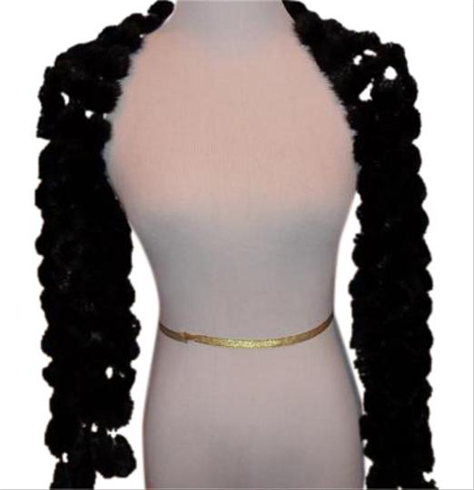 Preload https://img-static.tradesy.com/item/20002723/black-fur-fur-balls-perfect-for-all-occasions-scarfwrap-0-1-540-540.jpg